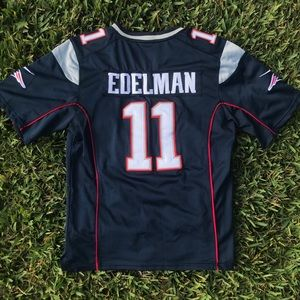 stitched Julian Edelman Jersey